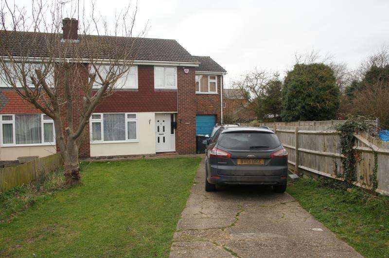 4 Bedrooms Semi Detached House for sale in High Street, Cranfield, Bedfordshire
