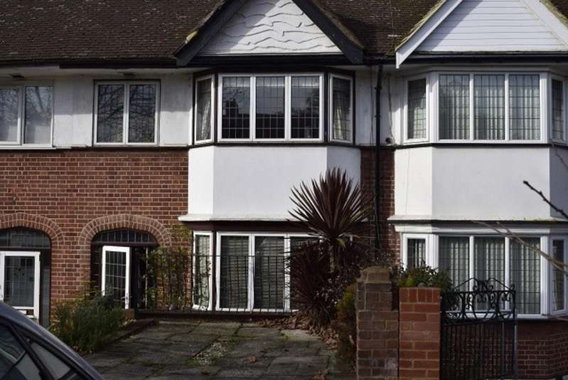 3 Bedrooms Terraced House for sale in Waltham Way