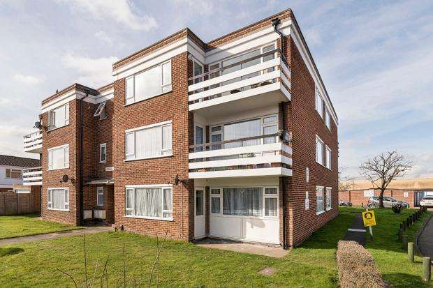 2 Bedrooms Apartment Flat for sale in Longleat Court Upton Road, Bexleyheath, DA6