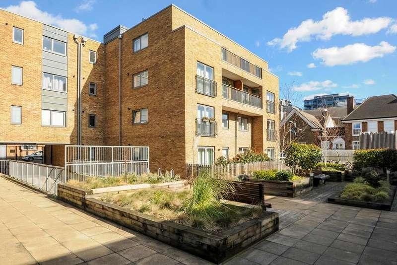 1 Bedroom Flat for sale in Bagleys Lane, Fulham, SW6