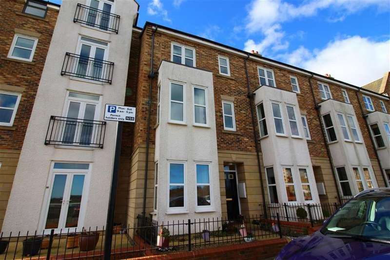 3 Bedrooms Terraced House for sale in Renaissance Point, North Shields