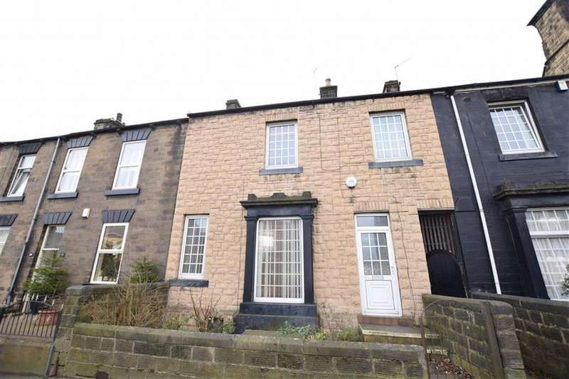 5 Bedrooms Terraced House for sale in Dodworth Road, Barnsley, S70