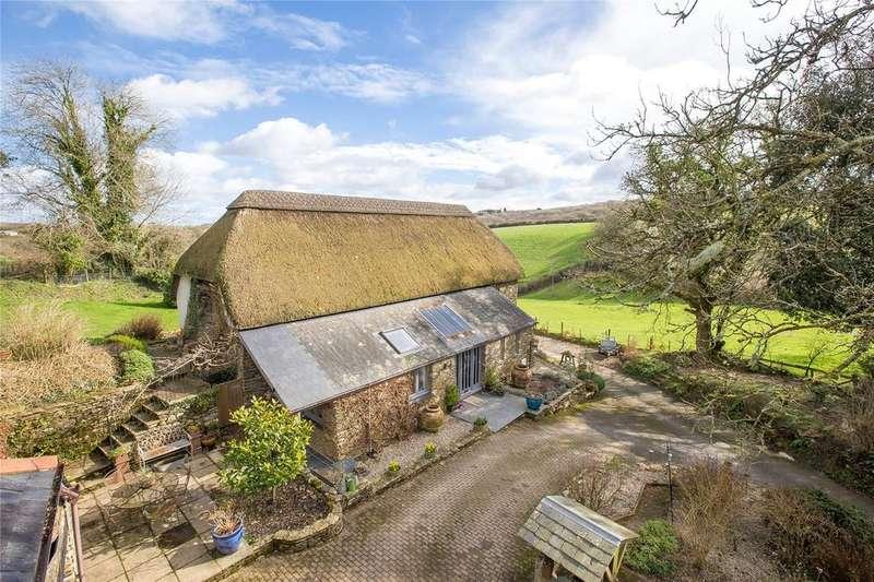 4 Bedrooms Unique Property for sale in Modbury, Ivybridge, Devon, PL21