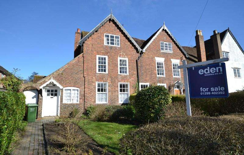 2 Bedrooms End Of Terrace House for sale in Stourport Road, Bewdley
