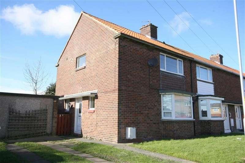 2 Bedrooms End Of Terrace House for sale in Millfield, Seaton Sluice, NE26
