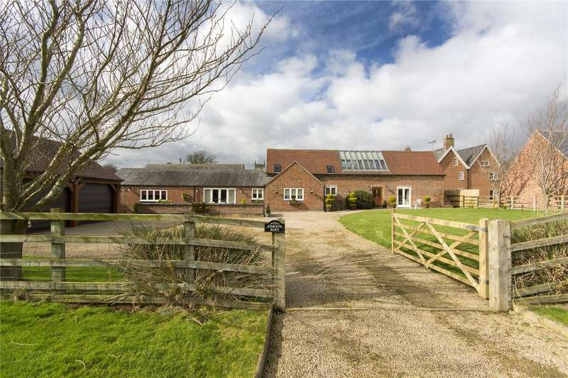 3 Bedrooms Detached House for sale in Walton Road, Kimcote