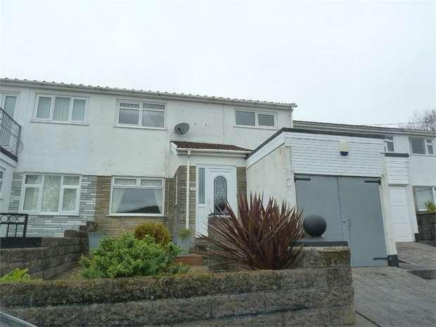 3 Bedrooms Semi Detached House for sale in Davies Terrace, Nantyffyllon, Maesteg, Mid Glamorgan