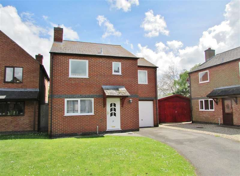 4 Bedrooms Detached House for sale in Farmstead Close, Grove, Wantage, OX12