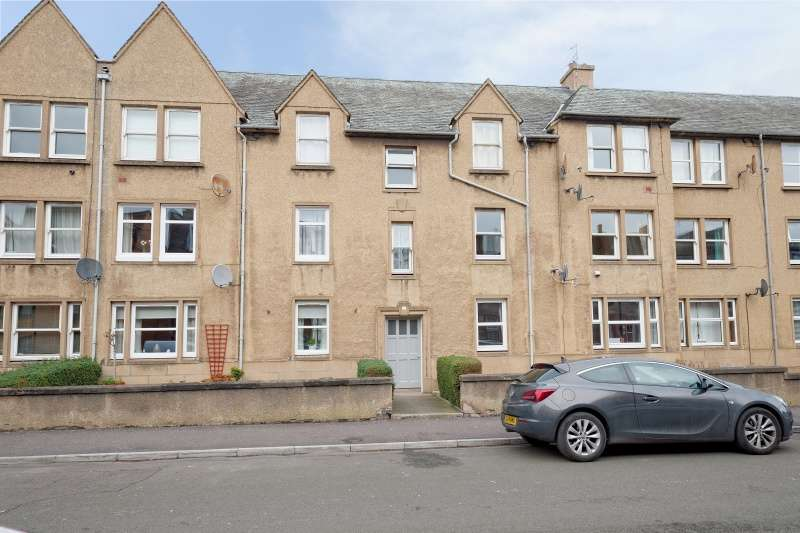 2 Bedrooms Flat for sale in Hercus Loan, Musselburgh, East Lothian, EH21 6BA