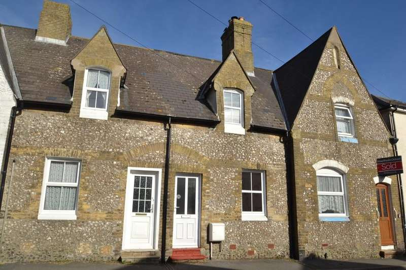 2 Bedrooms Terraced House for sale in West Street, Ventnor
