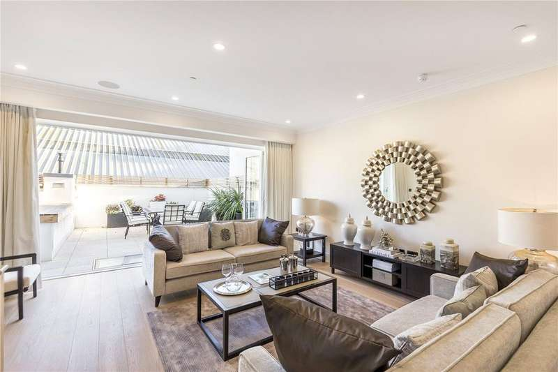 4 Bedrooms Terraced House for sale in Merchant Terrace, Beavor Lane, London, W6