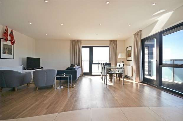 3 Bedrooms Flat for sale in Williams Way, WEMBLEY