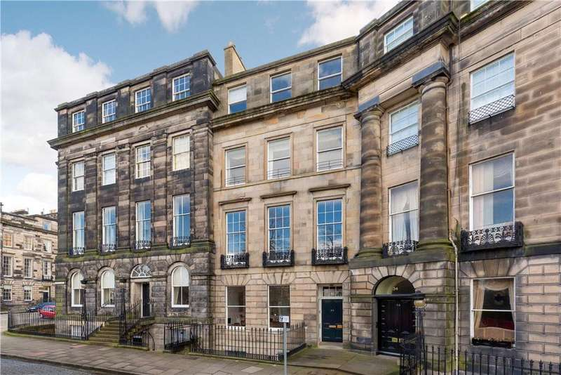 3 Bedrooms Flat for sale in Moray Place, Edinburgh, Midlothian, EH3