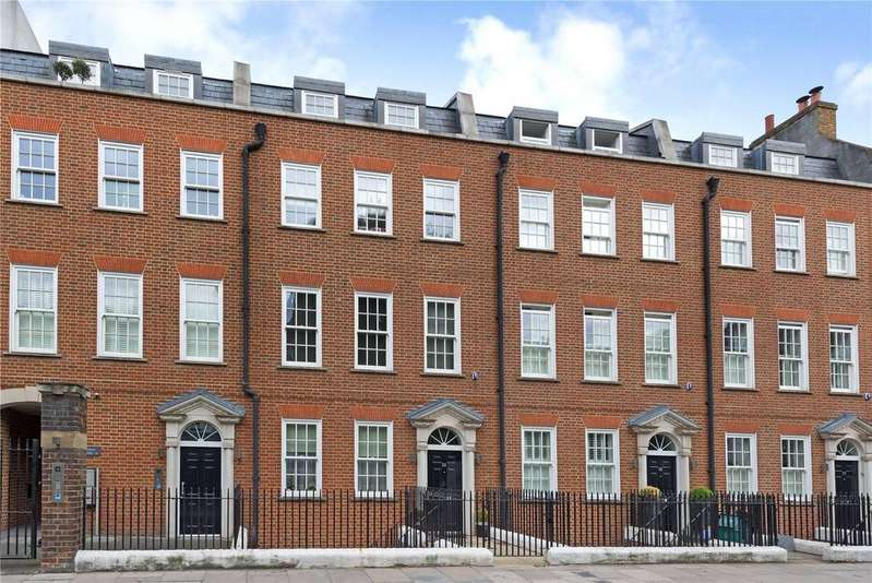4 Bedrooms Terraced House for sale in Colebrooke Row, Islington, London, N1