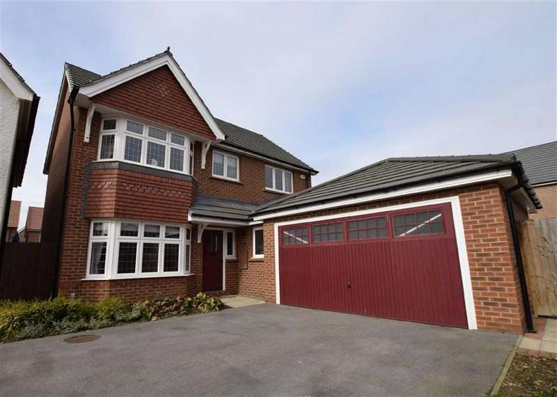 4 Bedrooms Detached House for sale in Spall Close, Scartho, North East Lincolnshire
