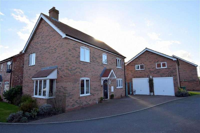 4 Bedrooms House for sale in Pasture Lane, Scartho, North East Lincolnshire