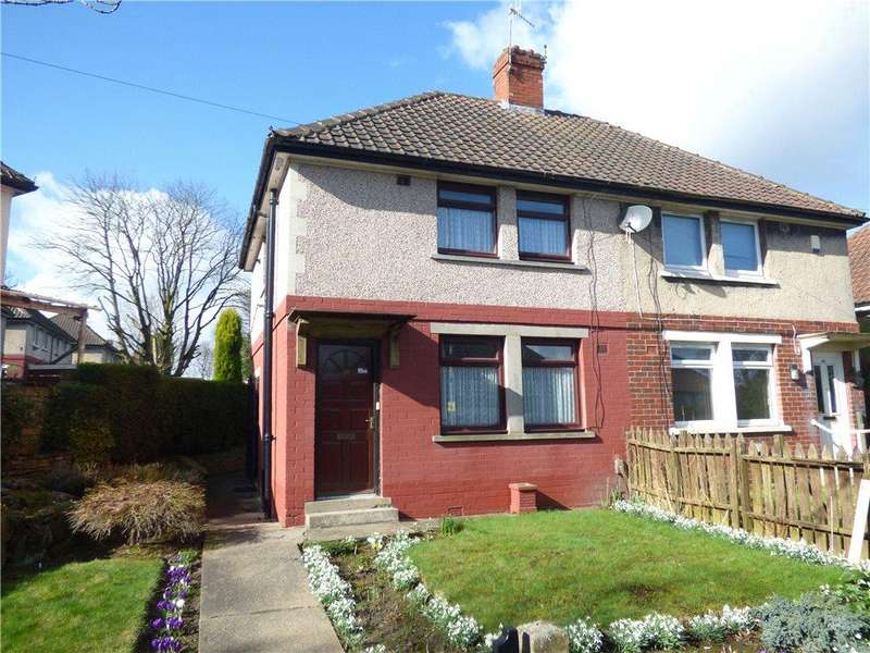 2 Bedrooms Semi Detached House for sale in Sowden Road, Bradford, West Yorkshire