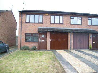 1 Bedroom Flat for sale in Verdin Court, Crewe, Cheshire