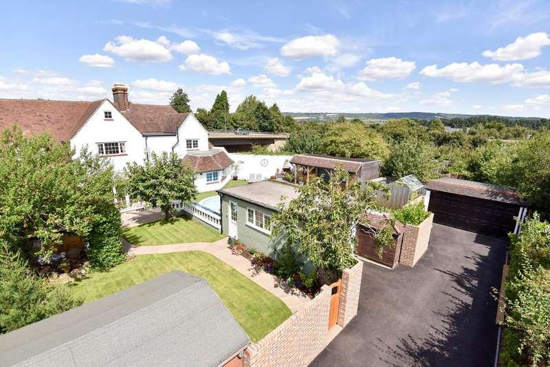 4 Bedrooms End Of Terrace House for sale in Station Road, Aylesford