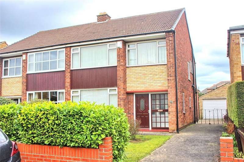 3 Bedrooms Semi Detached House for sale in Wheatley Close, Acklam