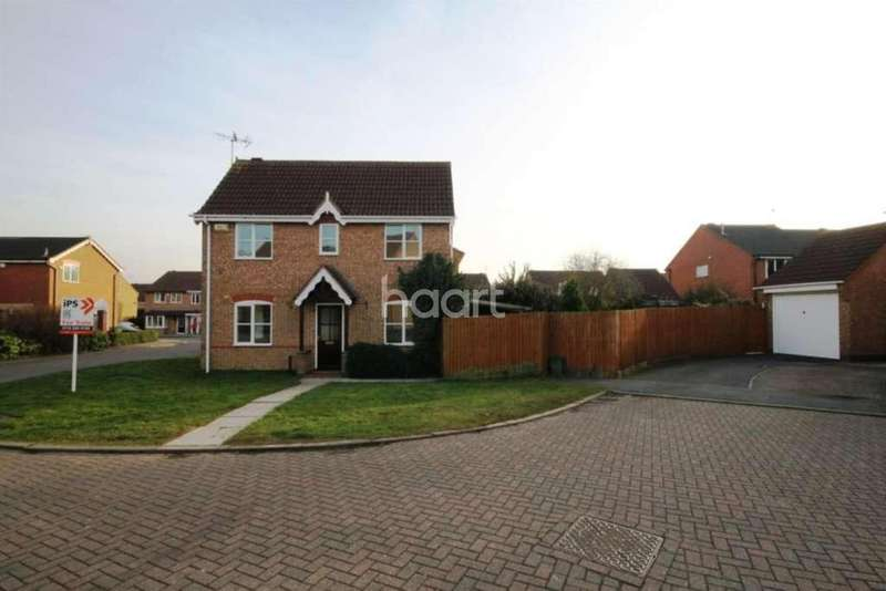 3 Bedrooms Semi Detached House for sale in Acacia Close, Leicester Forest East, Leicester