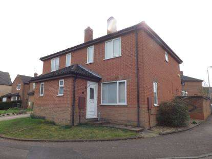 3 Bedrooms Semi Detached House for sale in Attleborough, Norfolk