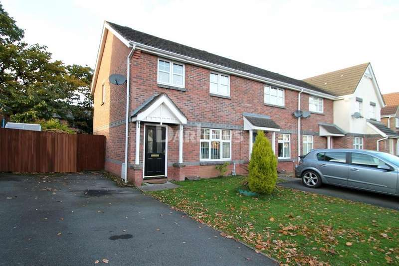 3 Bedrooms End Of Terrace House for sale in Harrison Drive, St Mellons, Cardiff
