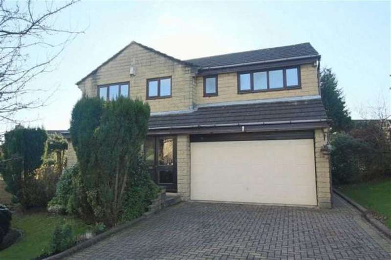 4 Bedrooms Property for sale in Chepstow Close, Bamford, Rochdale, Lancashire, OL11