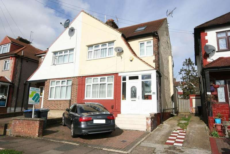 4 Bedrooms Semi Detached House for sale in South Kenton HA9
