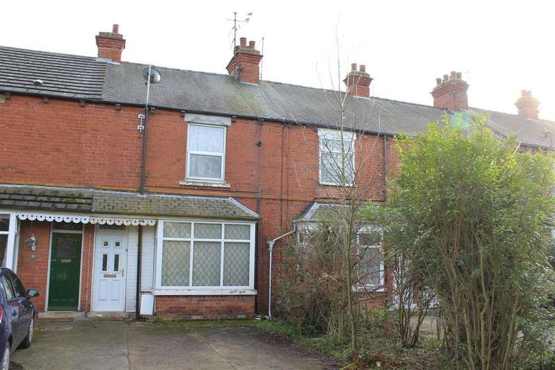 2 Bedrooms Cottage House for sale in Wolfreton Villas, Anlaby, Hull