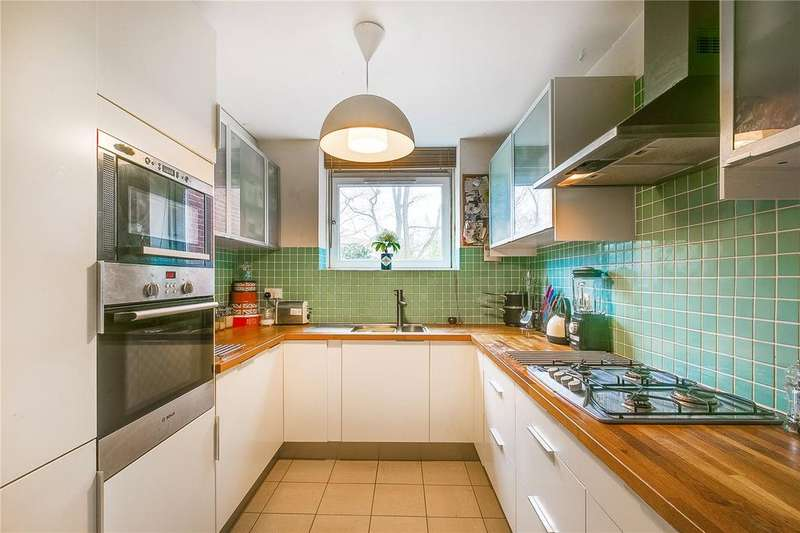 2 Bedrooms Flat for sale in Leylands, Viewfield Road, London