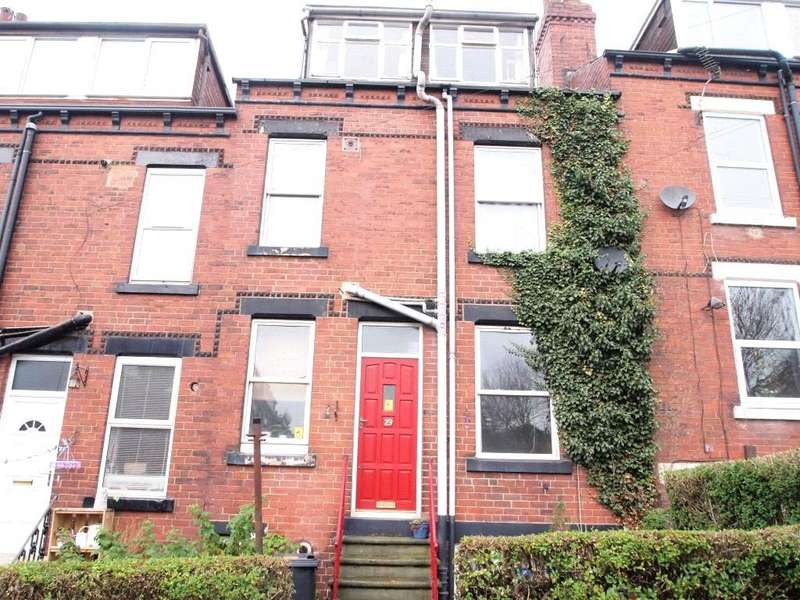 3 Bedrooms Terraced House for sale in Norman Street, Leeds