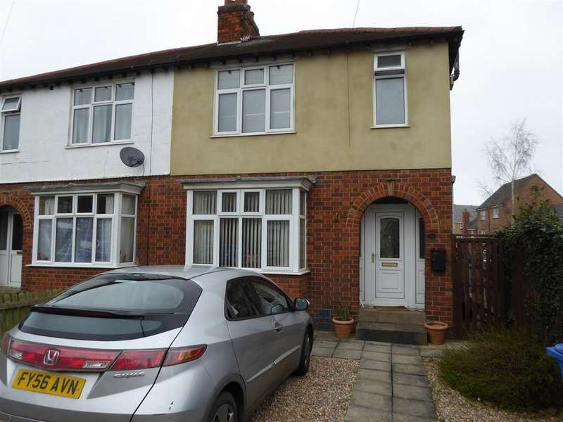 3 Bedrooms Semi Detached House for sale in Rushton Road, Desborough, Kettering