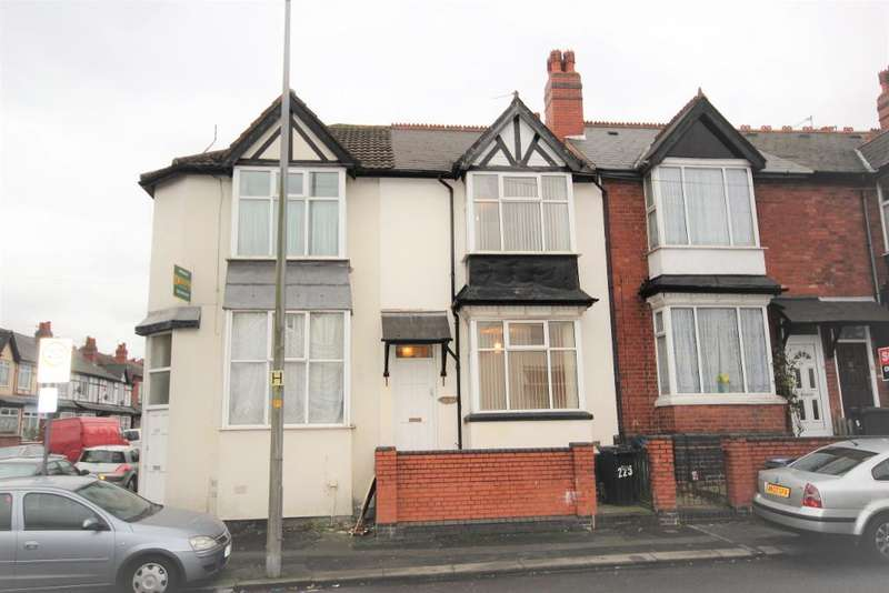 3 Bedrooms Terraced House for sale in Bearwood Road, Bearwood, West Midlands, B66 4NA