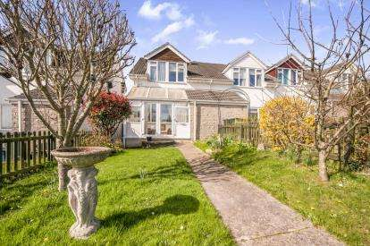4 Bedrooms End Of Terrace House for sale in Chudleigh Knighton, Chudleigh, Devon