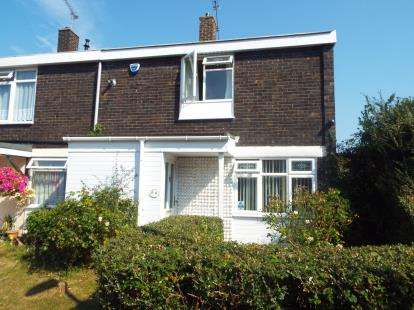 2 Bedrooms End Of Terrace House for sale in Basildon, Essex