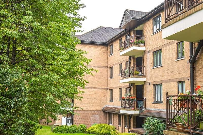 2 Bedrooms Retirement Property for sale in Regency House, 269 Regents Park Road, Finchley, London, N3