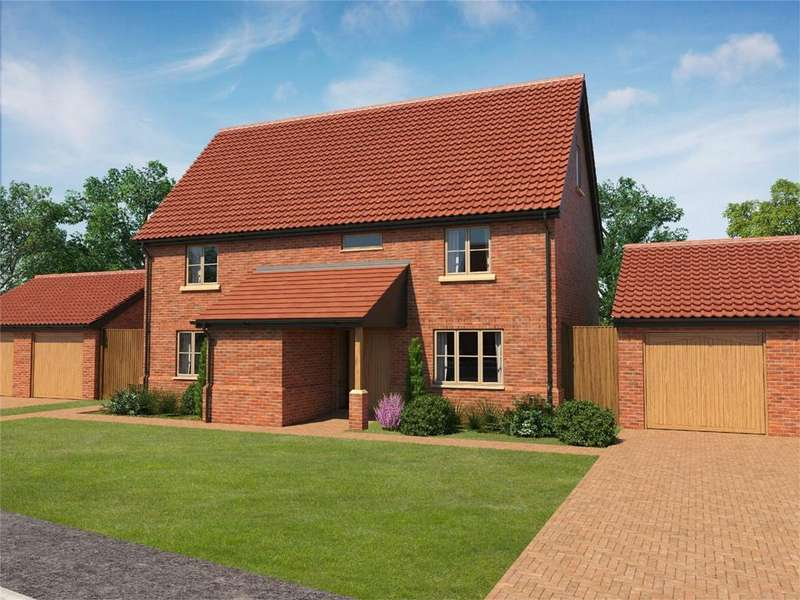 5 Bedrooms Detached House for sale in Kenninghall Road, East Harling, NR16 2QD, Norfolk