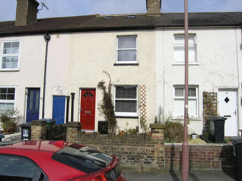 3 Bedrooms Terraced House for sale in Capel Road, Oxhey Village