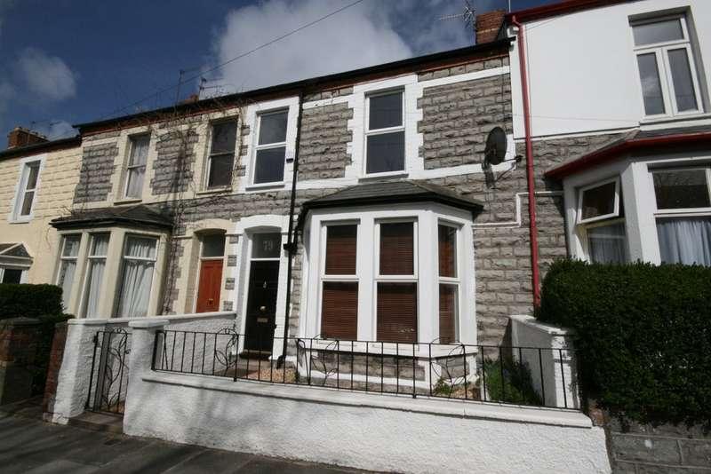 4 Bedrooms Terraced House for sale in 79 Windsor Road, Penarth, Vale of Glamorgan, CF64 1JE