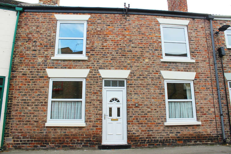 3 Bedrooms Terraced House for sale in Audus Street, Selby