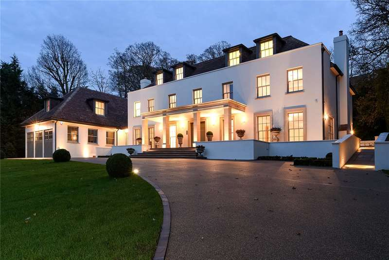 9 Bedrooms House for sale in Camp Road, Gerrards Cross, Buckinghamshire, SL9