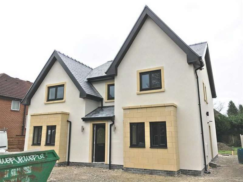 5 Bedrooms Detached House for sale in Broadway, Wilmslow