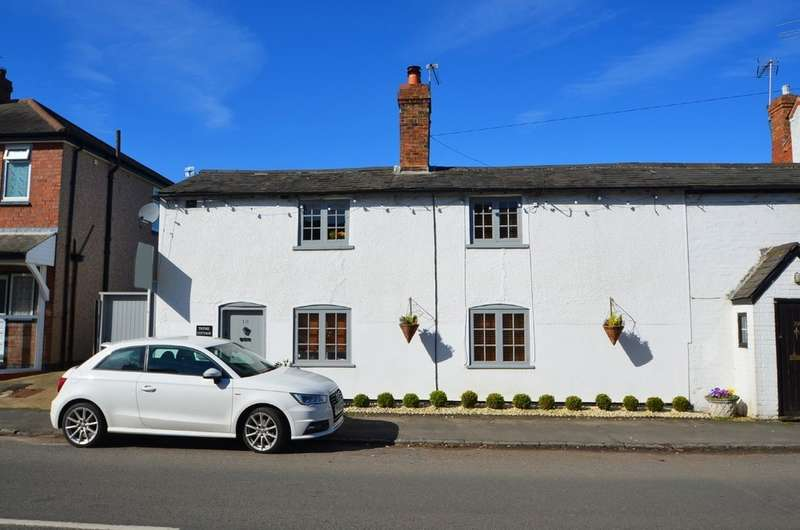 2 Bedrooms Cottage House for sale in Southam Road, Dunchurch, Rugby