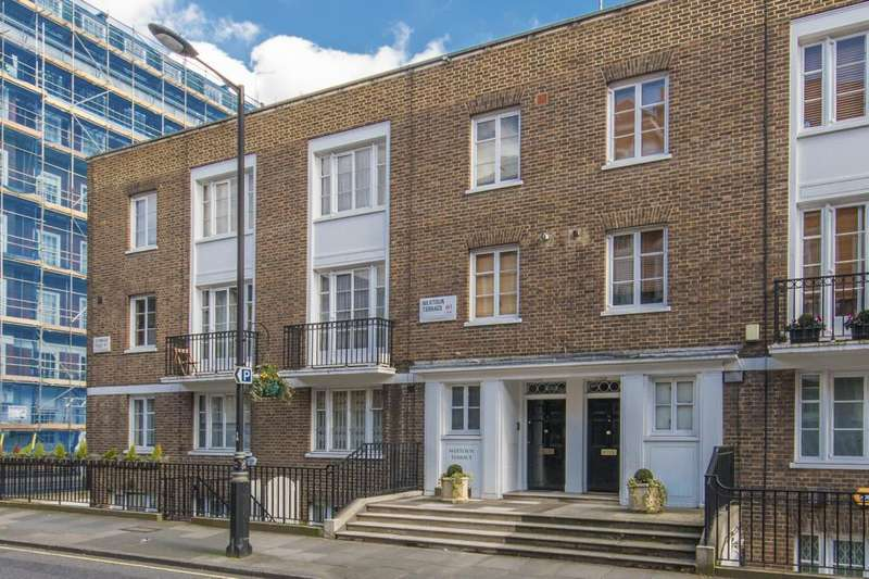 4 Bedrooms Maisonette Flat for sale in Mertoun Terrace, Seymour Place, London, W1H