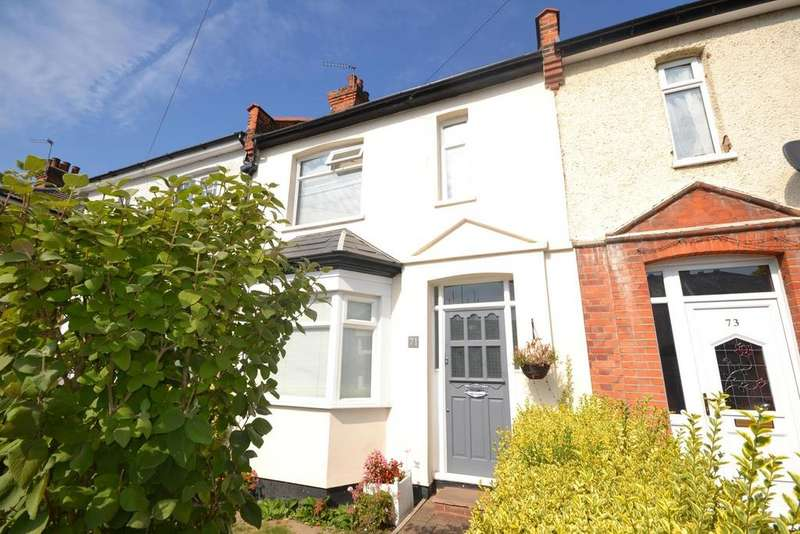 2 Bedrooms Terraced House for sale in St. Lawrence Road, Upminster, Essex, RM14