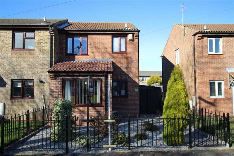 3 Bedrooms End Of Terrace House for sale in Moor View Walk, Newcastle Upon Tyne