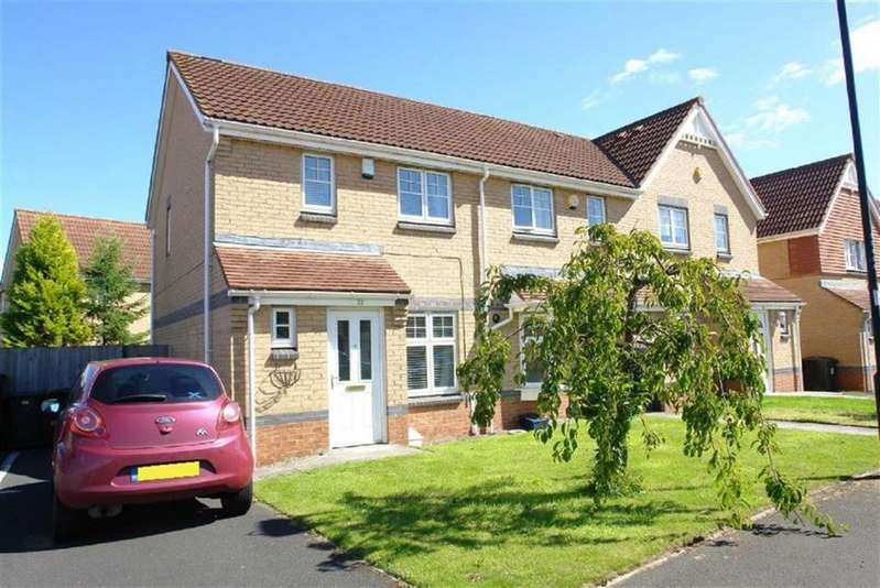 2 Bedrooms Semi Detached House for sale in Somervyl Avenue, Newcastle-upon-Tyne