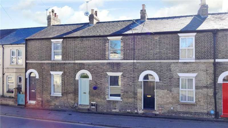 2 Bedrooms Terraced House for sale in Victoria Road, Cambridge, CB4