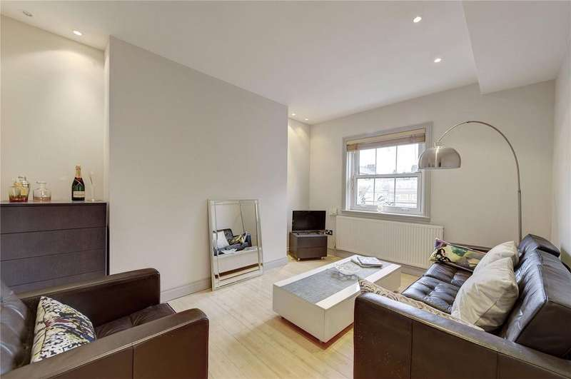 1 Bedroom Apartment Flat for sale in Herbrand Street, Bloomsbury, WC1N